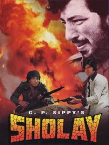 Sholay - Hindi Movie Watch Online