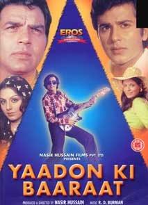 Yaadon Ki Baaraat - Hindi Movie Watch Online