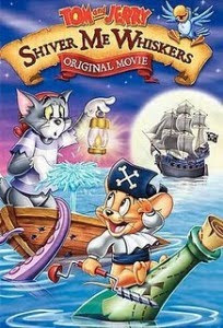 Tom and Jerry in Shiver Me Whiskers -  Hindi Dubbed Movie Watch Online
