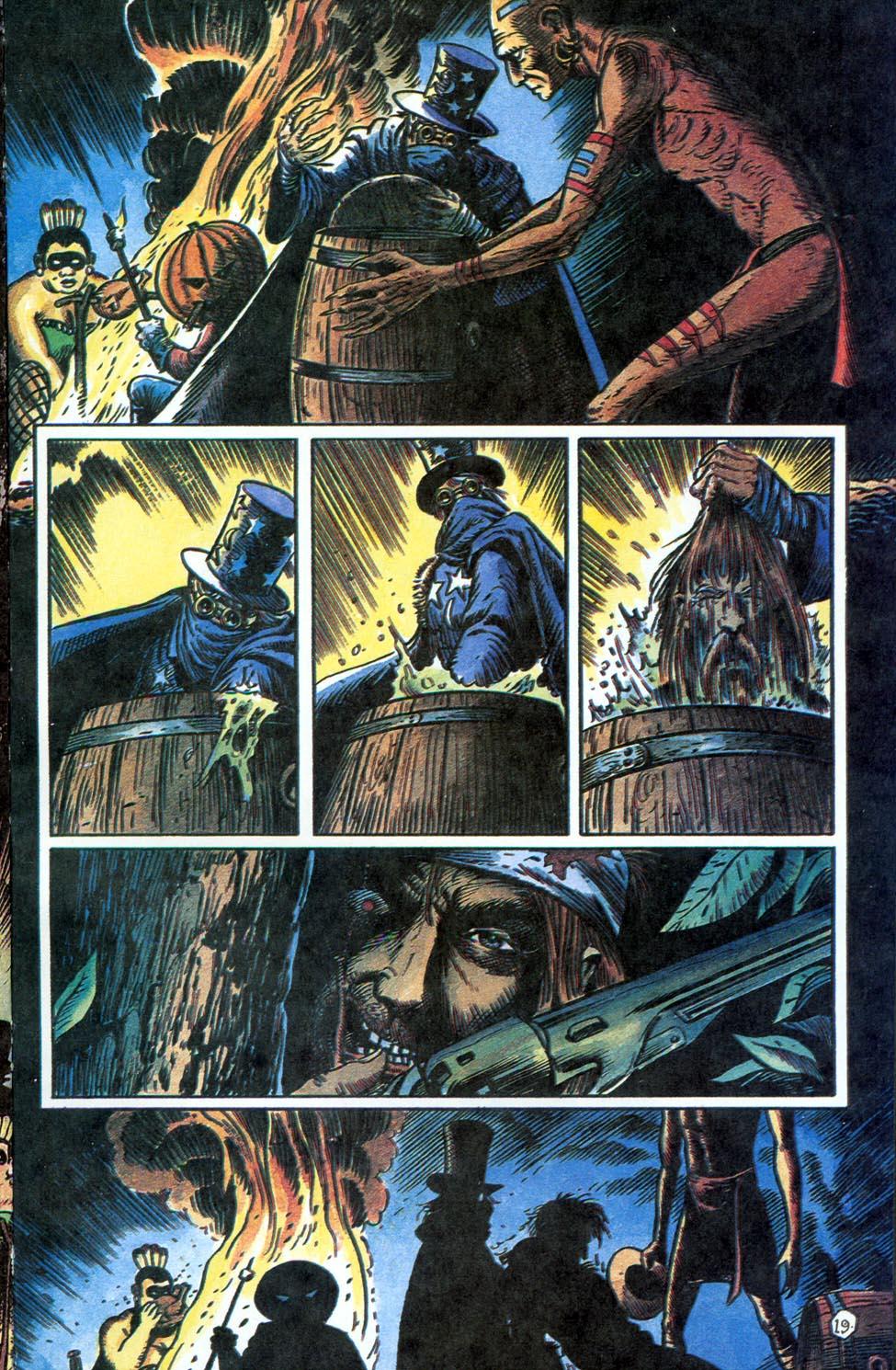 Jonah Hex: Two-Gun Mojo Issue #3 #3 - English 21