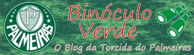 Binóculo Verde