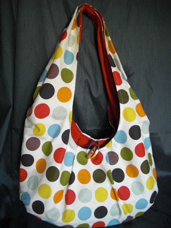 fabriquer petit sac en tissu