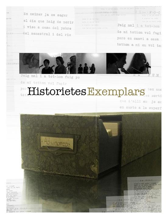 Historietes Exemplars