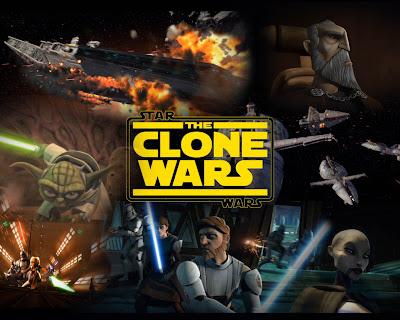 The Goblin Trove Wallpaper Star Wars Clone Wars Collage 001