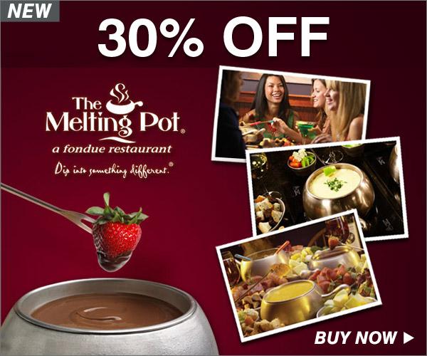 Melting pot coupons atlanta