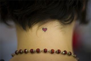 Little Tattoos, Tattooing
