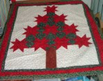 Virtual Christmas Quilt Show- Thanks for Voting for ME!!!