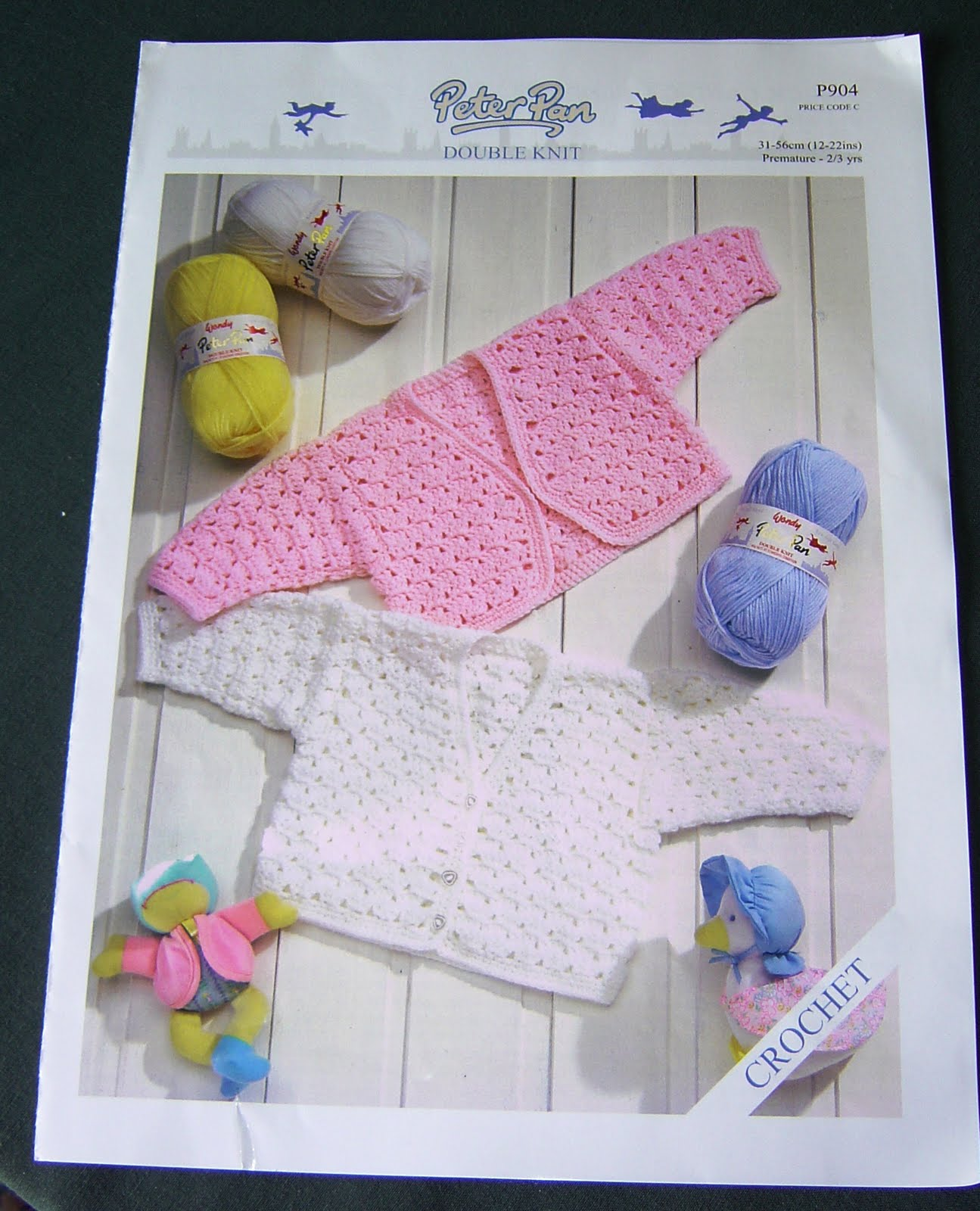 Enthusiastic crochetoholic: Crochet Baby Bolero