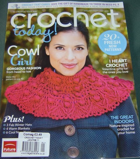Exelent Crochet Today Patterns Sketch Easy Scarf Knitting Patterns