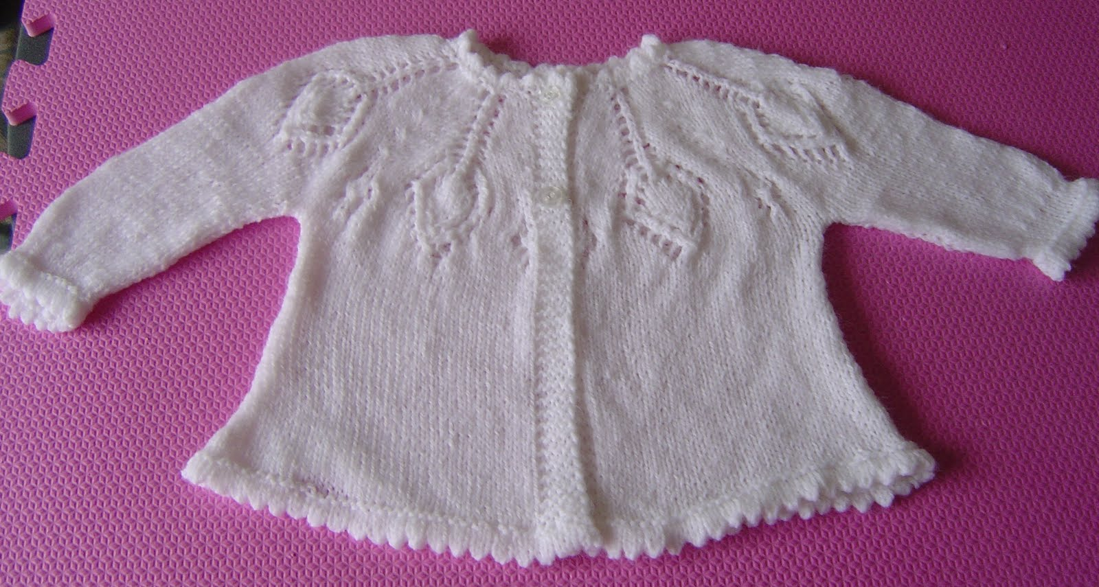Ladies Waistcoat Knitting Pattern : famous free baby knitting patterns
