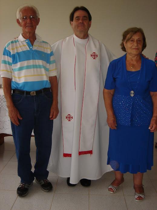 60 ANOS DE FELICIDADE MATRIMONIAL
