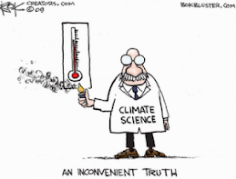 Man-Caused Global Warming
