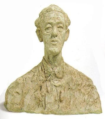giacometti bust yanaihara