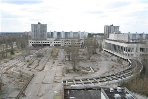 Chernobyl y Pripyat Ciudad fantasma [Fotos inside] - ForoCoches