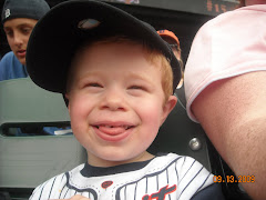 Daniel @ the Tigers' Game