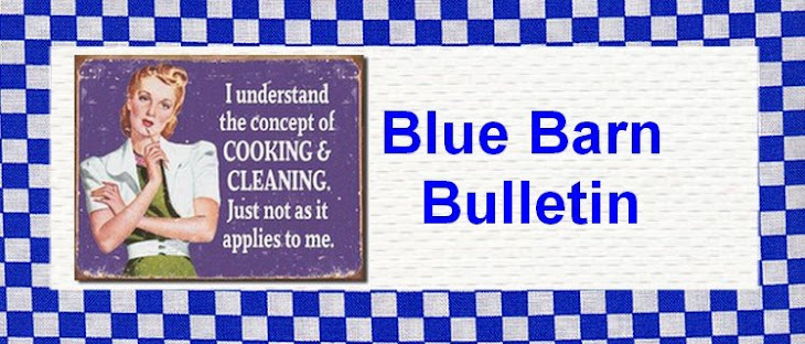 Blue Barn Bulletin
