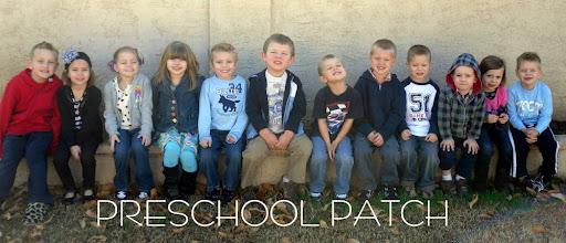 Preschool Patch Pre-K