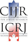 CANADIAN INSTITUTE for JEWISH RESEARCH