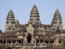 Magnificent Angkor Wat, Cambodia
