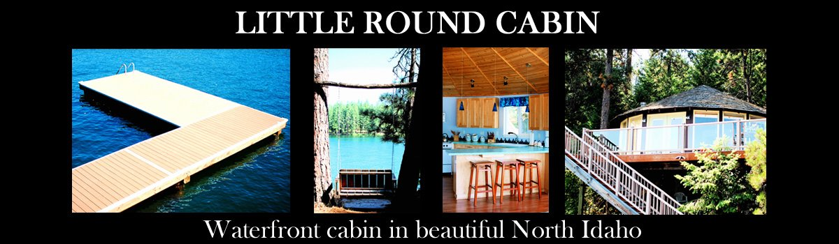 Little Round Cabin