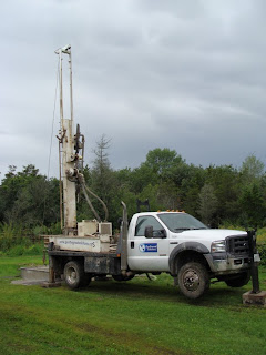Geothermal drilling rig