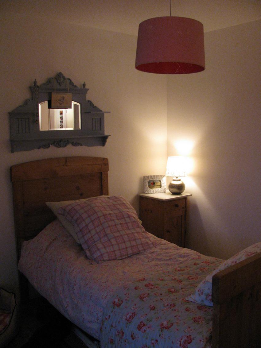 Belevenissen van een stadsmuis: slaapkamer mini makeover