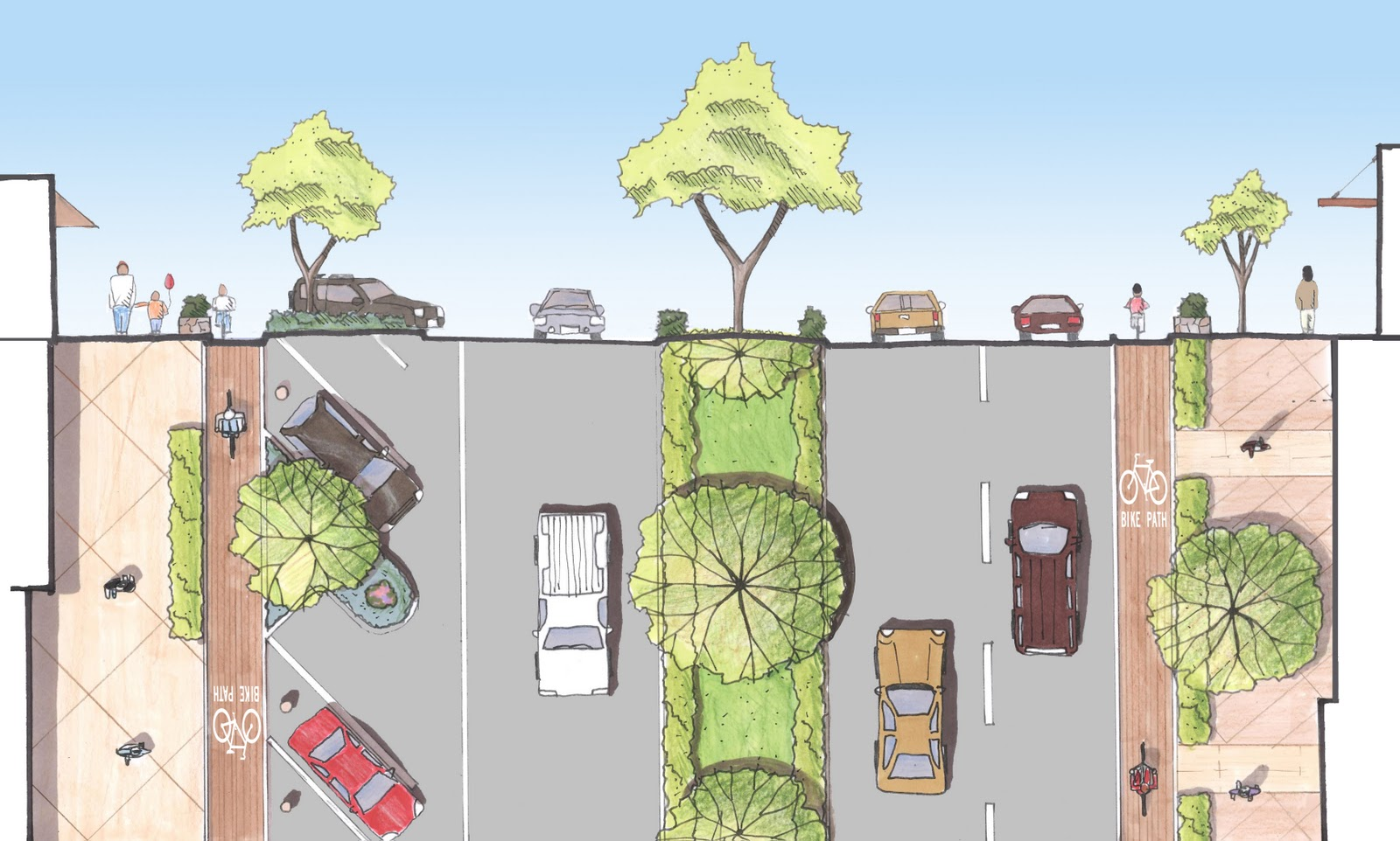 urban design Additional resources in addition to the resources referenced above the city has a number of community design overlays, pedestrian overlay districts, specific plans, and streetscape plans that provide design guidance for a specific geography.