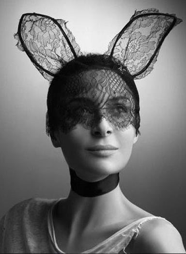 Joelle dolce bebe sexy lace last minute halloween ideas - Maison karl lagerfeld ...