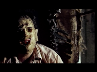 Are you there, God? It's me, Leatherface.