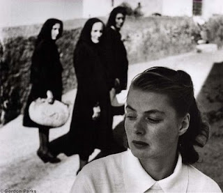 Ingrid Bergman at Stromboli, 1949