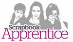 I was a finalist in 2010 Scrapbook Apprentice Australia