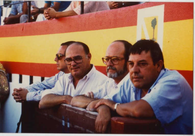 Con Jaime Pablo Romero