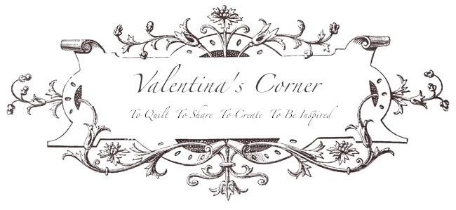 Valentina's Corner