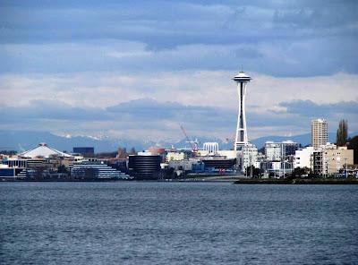 Around The Sound Seattle West Seattles Treasure Alki Beach