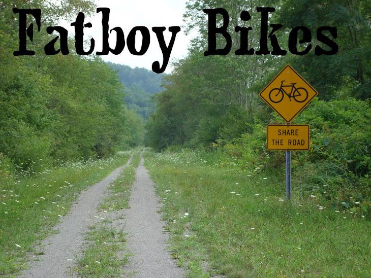 Fatboy Bikes!
