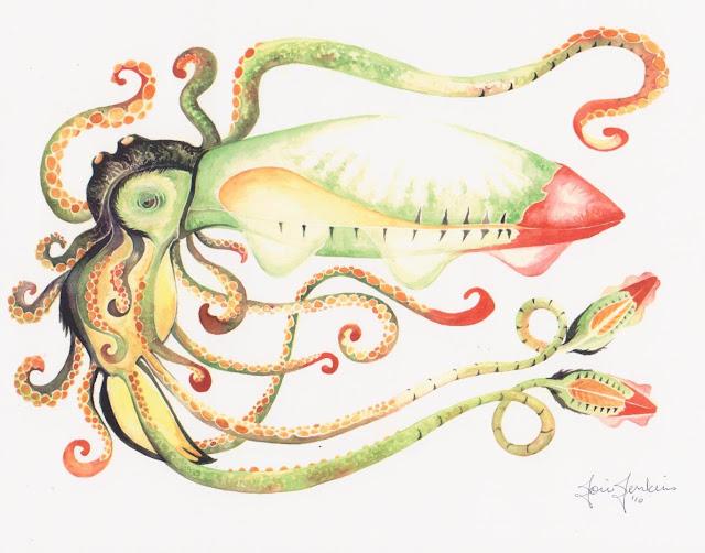 Avarkha's Squid