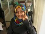 Nadiya, putri Aceh yg tekun