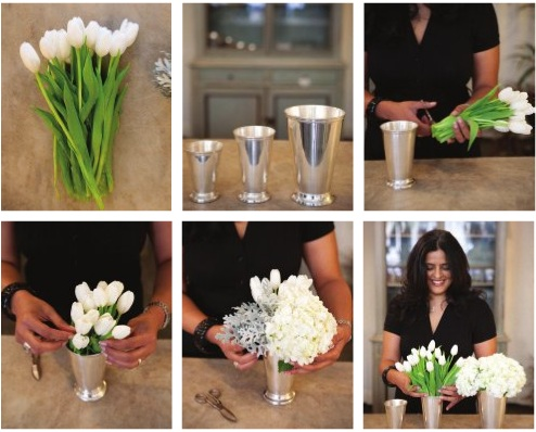 Living Livelier Create Your Own Centerpiece
