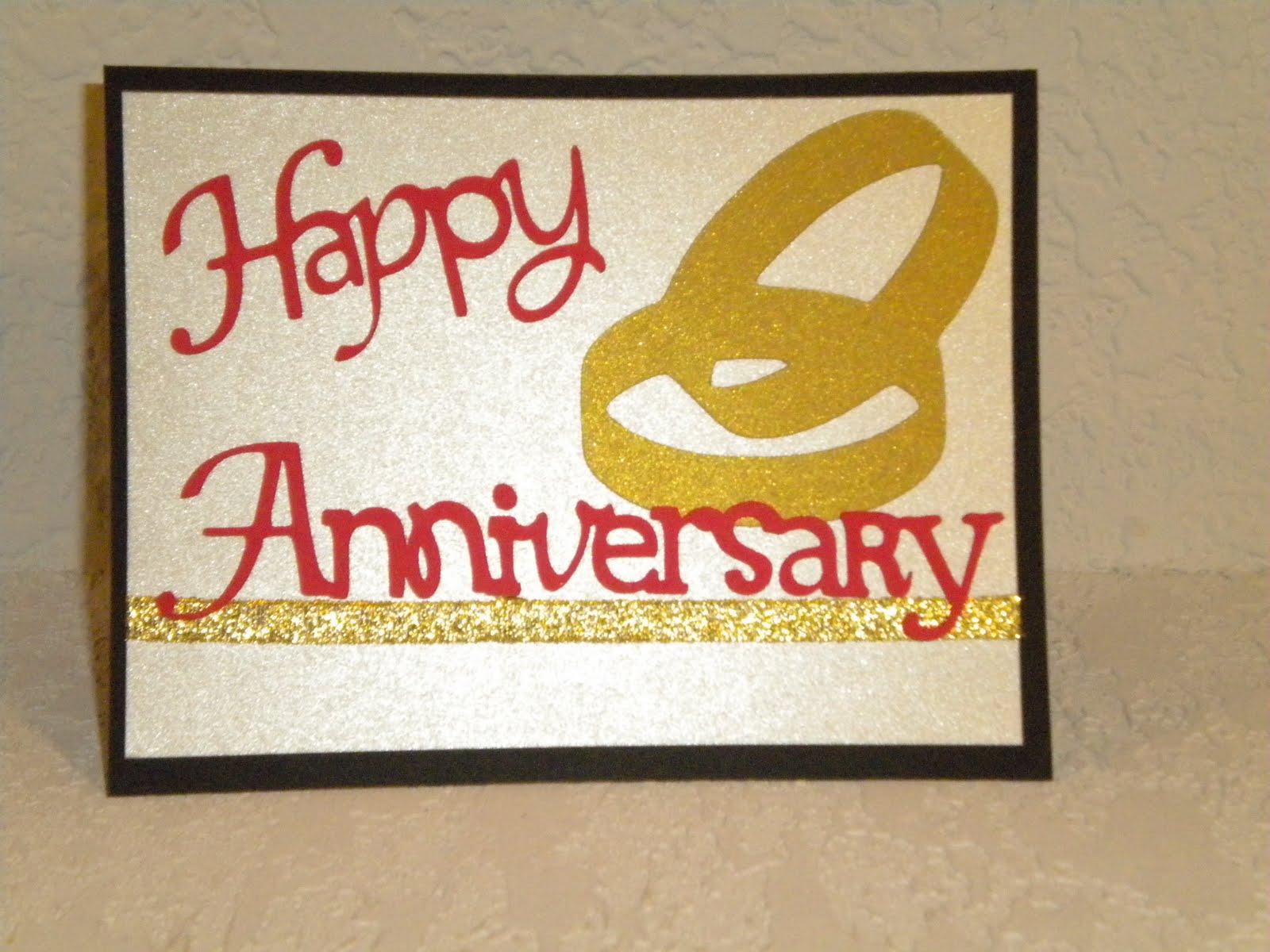 Ready to use anniversary card manaradio ready to use anniversary card negle Image collections