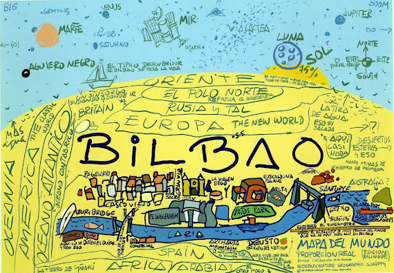 MAPAMUNDI DE BILBAO
