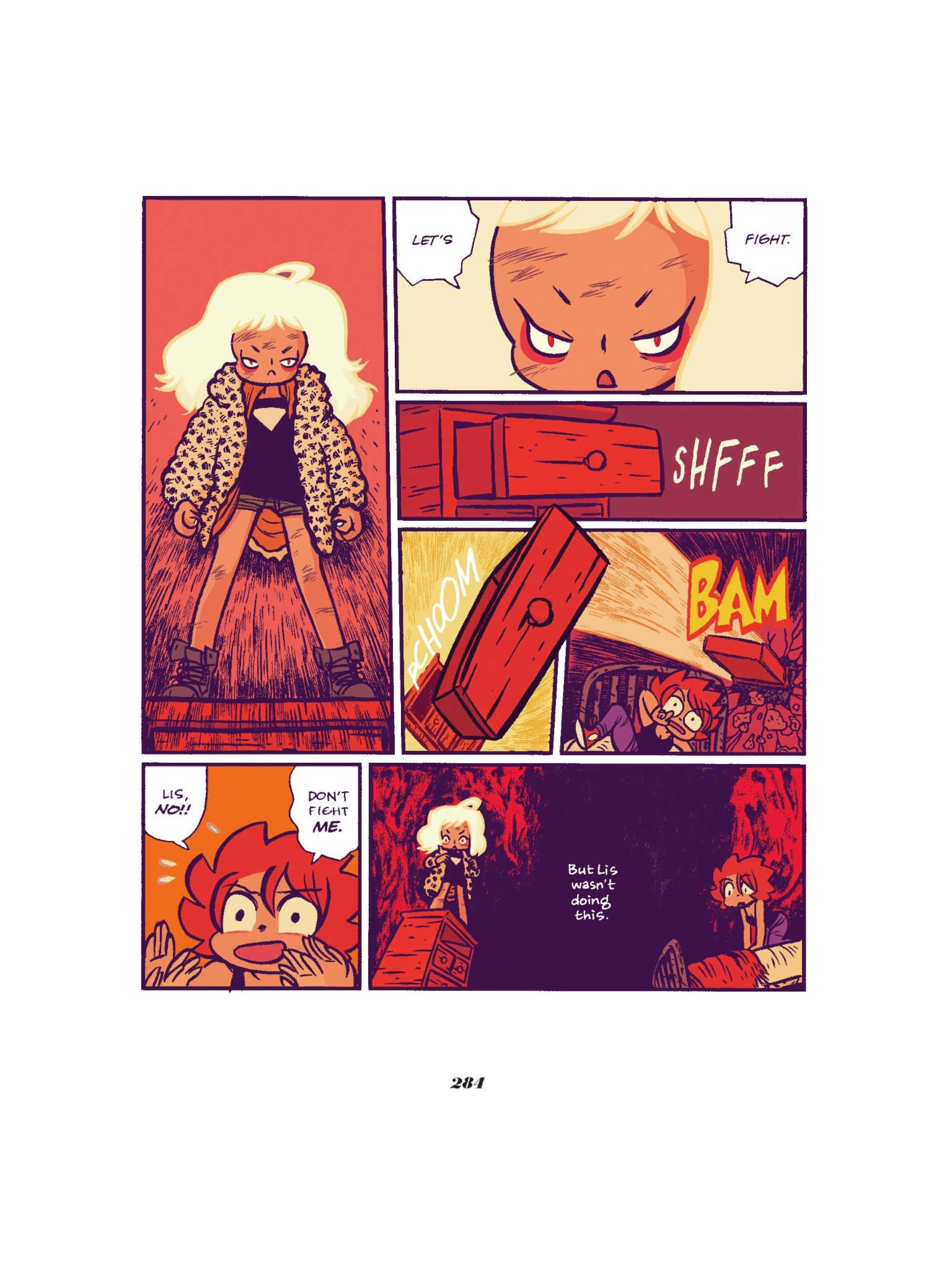 Read online Seconds comic -  Issue # Full - 284