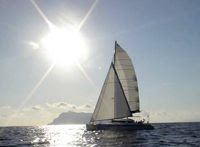 Charter catamaran BLUE NOTE - ParadiseConnections.com