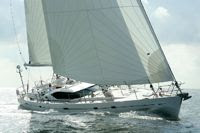 OYSTER charter yacht FLYING DUCKMAN - ParadiseConnections.com