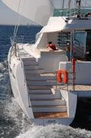 Charter Catamaran Matau - ParadiseConnections.com