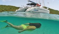 Charter catamaran Aldebaran - Book your charter with Paradise Connections Yacht Charters