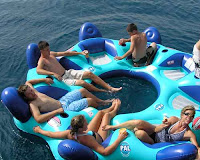 Charter Yacht PROMENADE - Enjoy the power lounger - Contact ParadiseConnections.com
