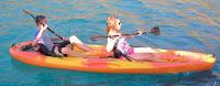 Charter Yacht PROMENADE - Kayaking - Contact ParadiseConnections.com