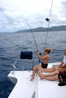 Charter Yacht Promenade - Fishing - Contact ParadiseConnections.com