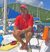 Charter Catamaran CATALYST in the Virgin Islands - Capt. Alan - Book with ParadiseConnections.com