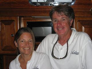 Charter Yacht Ashlana Crew - Antigua - Photo © Paradise Connections